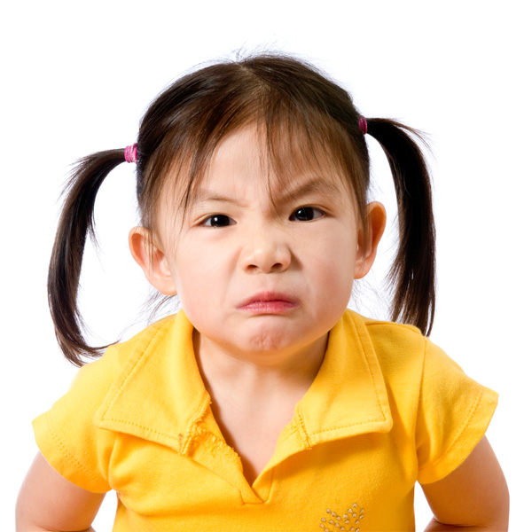 Angry Child? An Age-by-Age Guide to Children's Temperaments