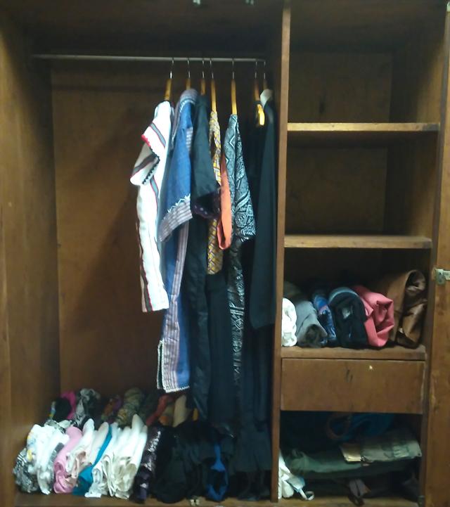Apol Lejano closet