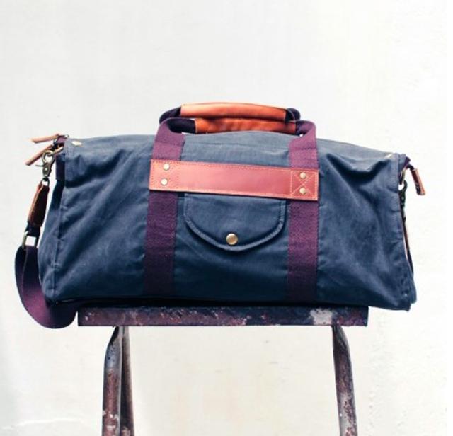 Apol Lejano duffel bag
