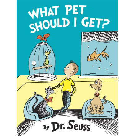 Take a Peek Inside Dr. Seuss' Upcoming New Book