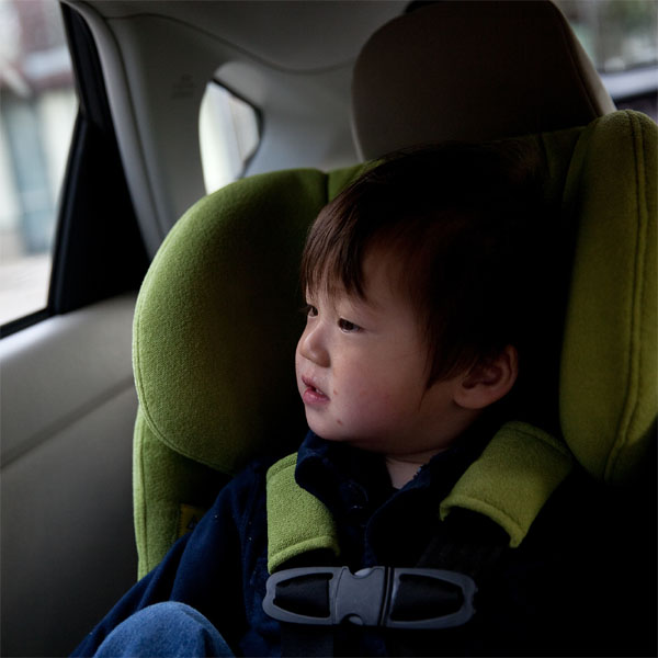 Letting Babies Nap in Car Seats and Strollers Could Be Deadly, Study Shows