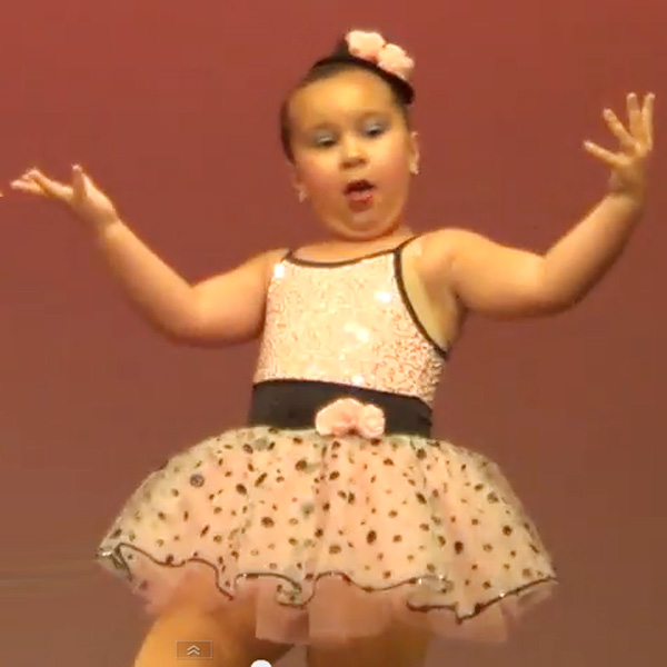 This Made Our Day: Preschooler a la Aretha Franklin Steals the Show