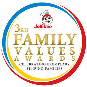 3rd Jollibee Family Values Awards Kicks Off Search for Exemplary Pinoy Families