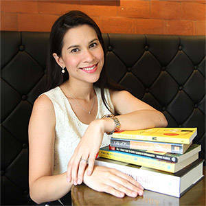 My Favorite Books: What's on Audrey Tan-Zubiri's Bookshelves