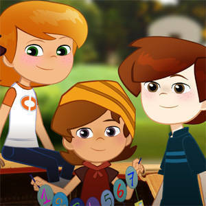 Discovery Kids Premieres New Animated Series 'Crafty Kids Club'