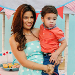 Behind the Scenes: SP's August Shoot with Denise Laurel and Alejandro