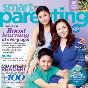Marjorie Barretto Takes the High Road in Smart Parenting's July Issue