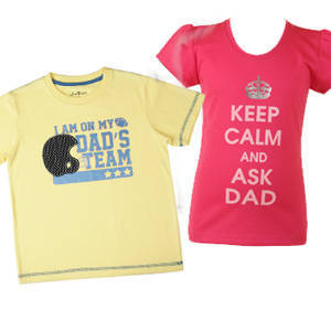 Pops are Tops at SM Kids' Fashion