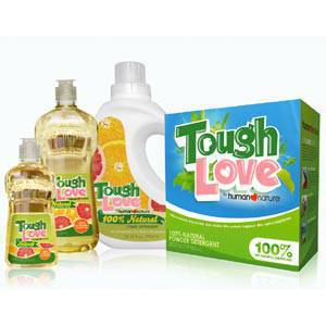 Human Nature Unveils Home Care Products