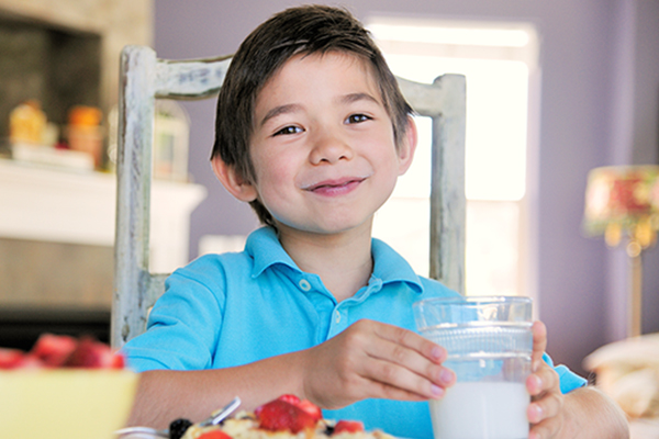 Here's Why your Child Needs Iron, Zinc and Vitamin C in his Diet