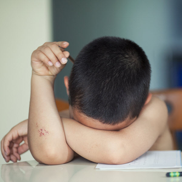 4 Reasons Why Your Child is Stressed