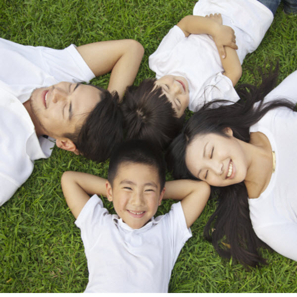 4 Reasons Why Healthy Kids Make Happy Families