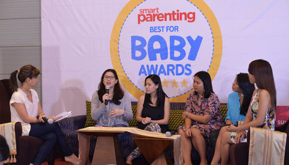 Pampers Receives Seal of Approval From Best For Baby Panel!