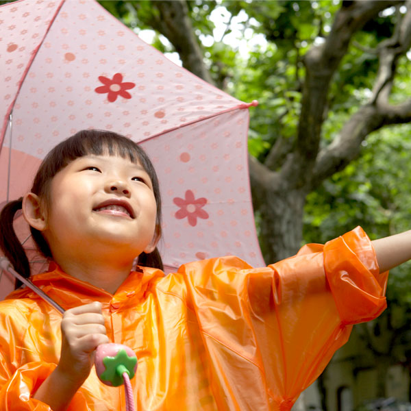 Rain, Rain Wont'Go Away: 4 Immunity Tips for your Kids this Flu Season