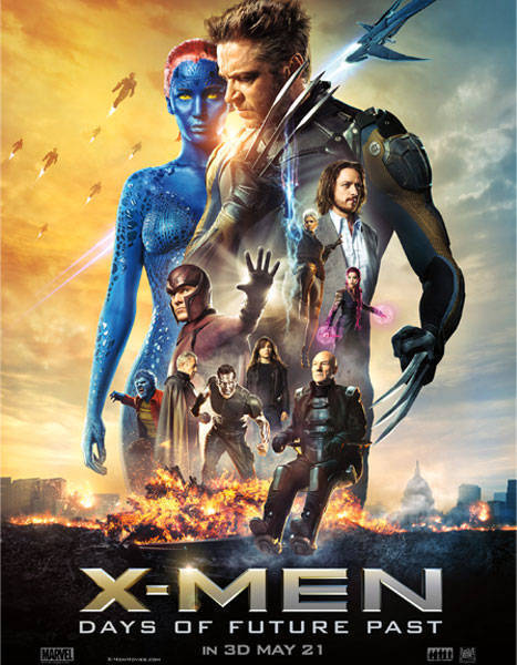 5 Reasons to Watch The Ultimate Battle in 'X-Men: Days of Future Past''
