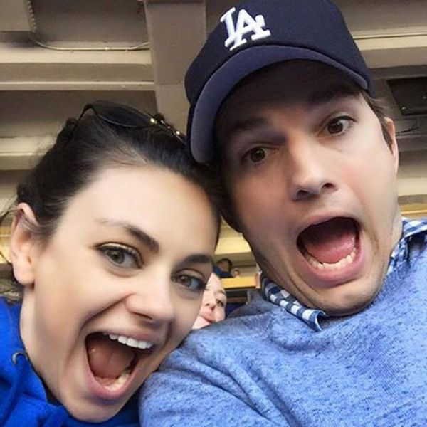 Top of the Morning: Ashton Kutcher and Mila Kunis are Married!