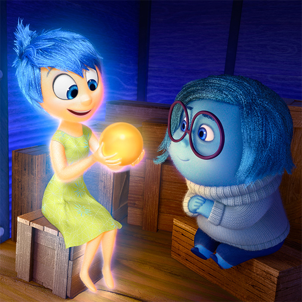 "5 Lessons We Learned from the Movie ""Inside Out"""