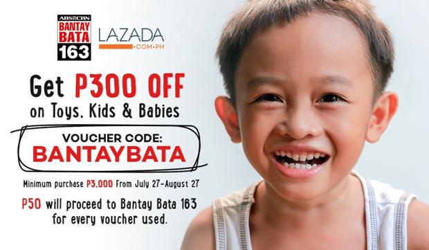Bantay Bata Lazada