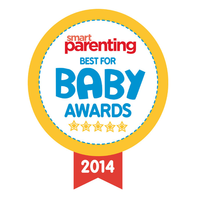 "And the Winners of Smart Parenting's ""Best for Baby Awards 2014"" Are…"