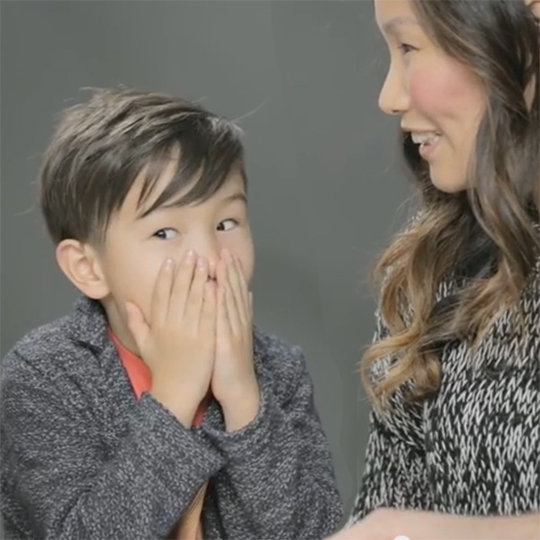 This Made our Day: Parents Talk about Sex with their Young Kids for the First Time