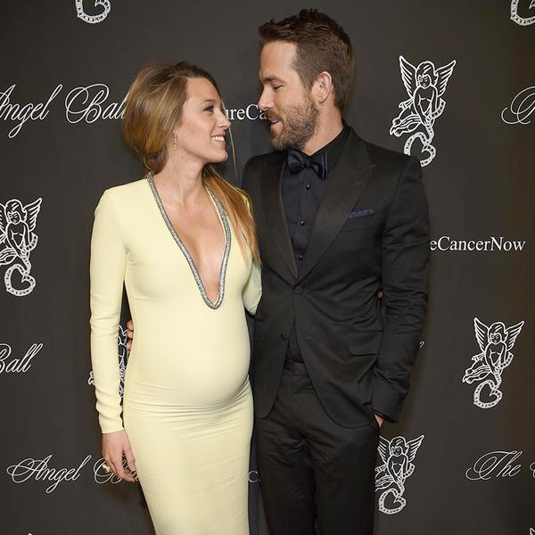 Top of the Morning: Blake Lively, Ryan Reynolds Welcome First Child