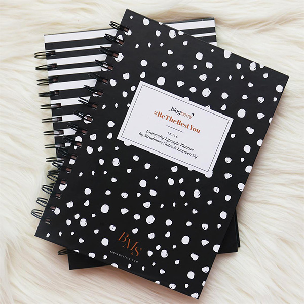 Daily Dose of Cute: Stradmore Blogberry Planner