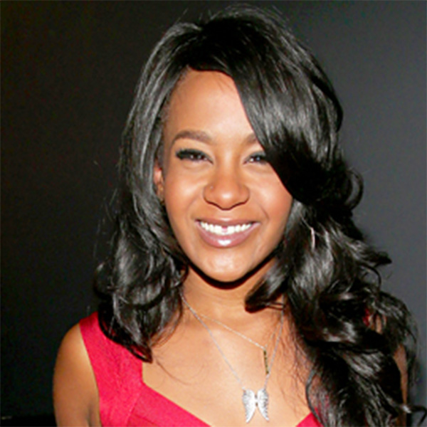 Top of the Morning: Whitney Houston's Daughter
