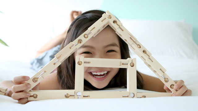 Wooden Blocks That Are Great For More Than Just Stacking? Yes!