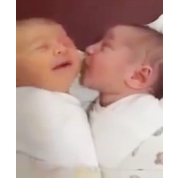 This Made our Day: Baby Thinks It's Mommy's Breast But It's Really...