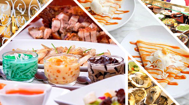 10 Buffets in Manila Under P300