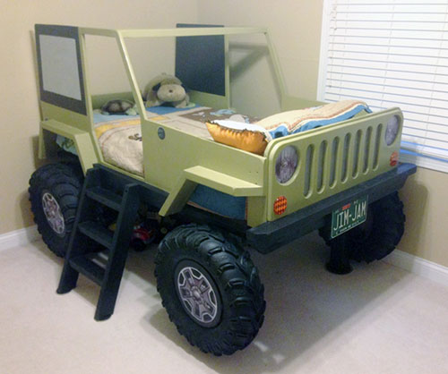 Car beds TG2