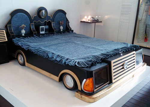 Car beds TG7
