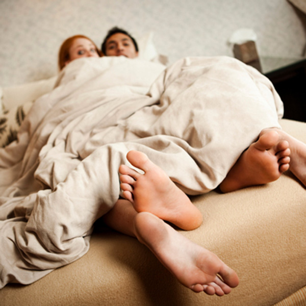 Caught: Couples' Lousy Excuses when Kids Walked in on Them Having Sex