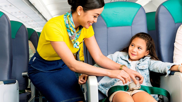 5 Things We Love About the New Cebu Pacific Flight Attendant Uniforms