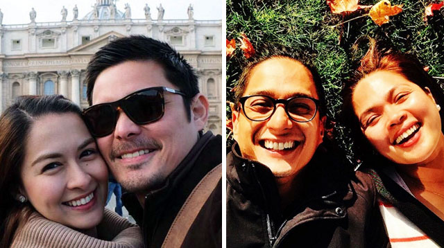 11 Celebrity Couples Who Love To Travel