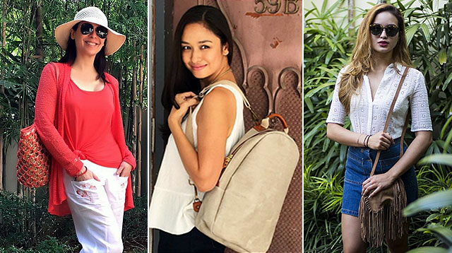11 Celebrity Moms and Their Stylish Summer Bags