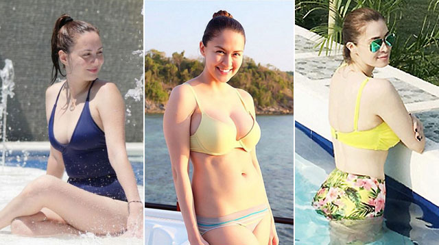 15 Celebrity Moms Who Look Stunning in Their Swimsuits