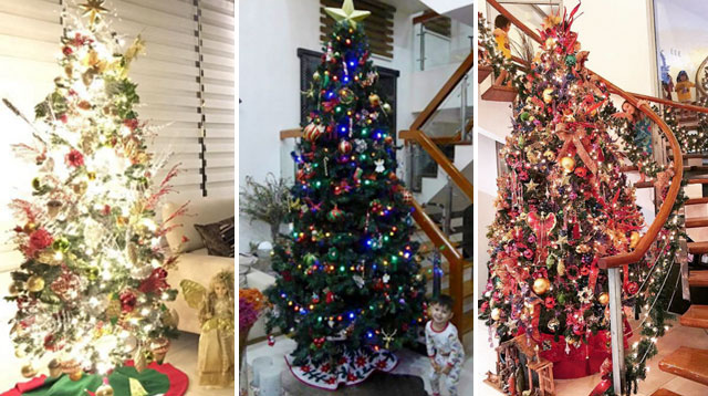 15 Celebrity Moms and Their Christmas Trees (2015 Edition)