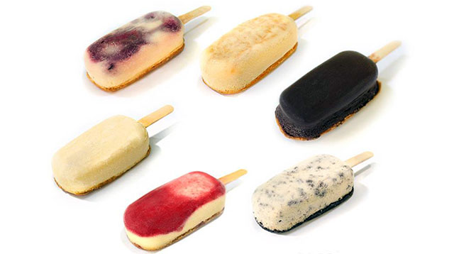 Cheesecake On A Stick Is The Travel-friendly Ice Cream We've Been Searching For