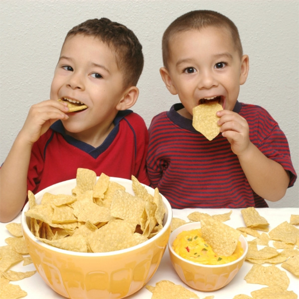Study: Junk Foods Cause Stunted Growth