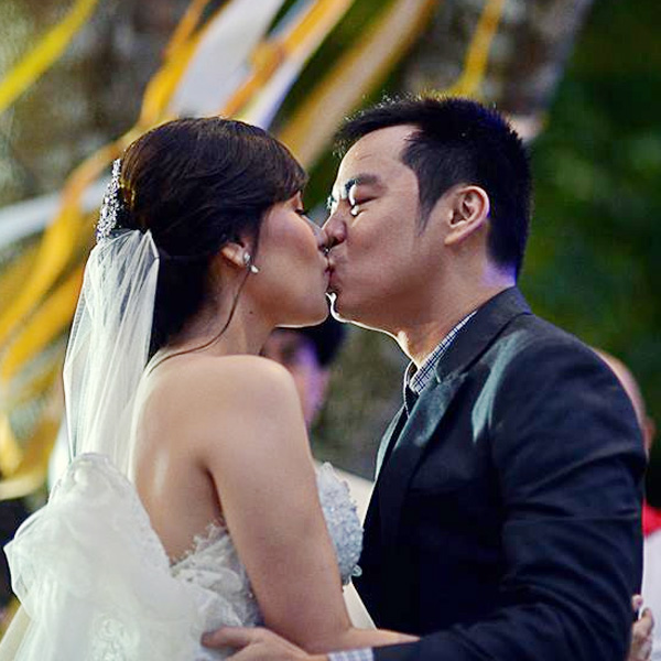 Top of the Morning: Chito Miranda, Neri Naig Marry