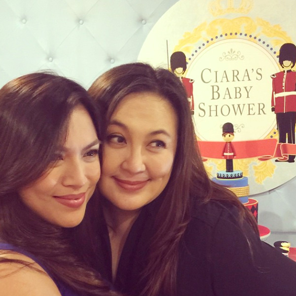 Top of the Morning: Ciara Sotto Celebrates Baby Shower with Family and Friends