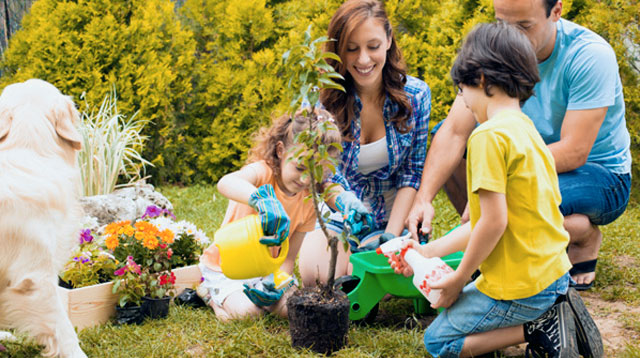 9 Easy Habits You Can Teach Your Kids to Help Save the Planet