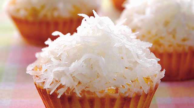 This Easy Coconut Cupcake Is as Tantalizing as Any Chocolate Cake