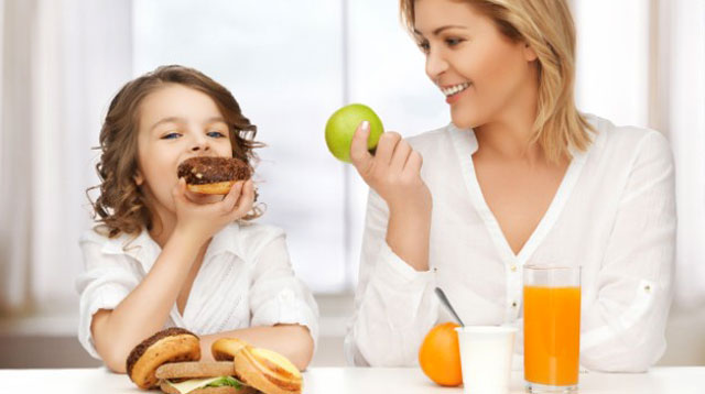 Parenting Style Is A Factor in Kids' Obesity