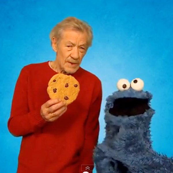 This Made our Day: Cookie Monster Teaches You to