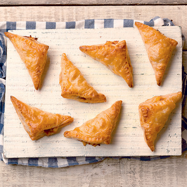 Weekend Recipe: Cheesy Corned Beef Empanadas