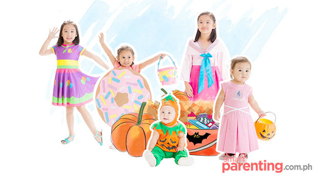 19 Costumes For Kids to Make Halloween More Fun
