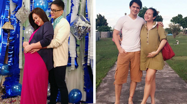 This Week in Celebrity Preggy Fashion: Judy Ann, Nikka, Chrissy and Anne