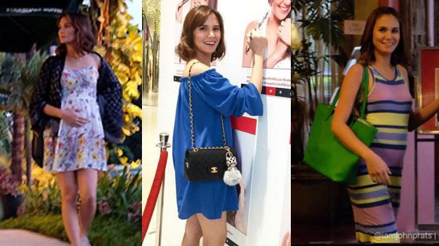This Week in Celebrity Preggy Fashion: Isabel Oli, Stephani Zubiri, and Chrissy Teigen